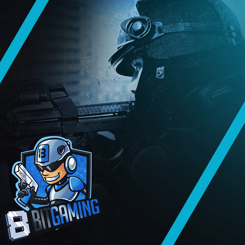 CS:GO - 8BitGaming Red